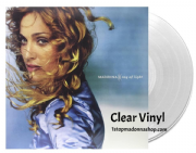 RAY OF LIGHT - USA LIMITED EDITION CLEAR VINYL 2-LP